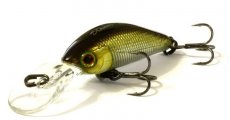 Воблер JACKALL Chubby Diving Minnow 35 SP цв.hl shad(Япония)