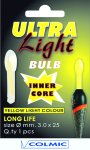 Светлячок COLMIC Ultra Light BULB 4,5х3,5мм 1шт./уп.(Италия)