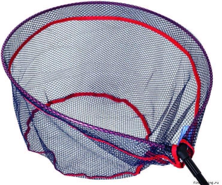 вяжем сеть для подсачека