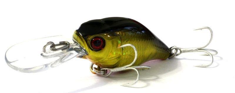 воблер jackall chubby diving 38