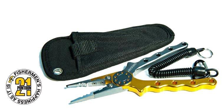 многофункциональный инструмент для рыбака
